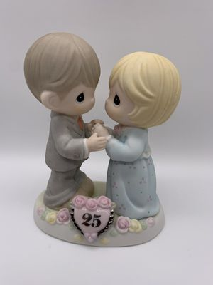"Precious Moments Collectable ""Our Live Still Sparkles In Your Eyes"" for Sale in Des Plaines, IL"