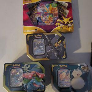 Pokemon Card Lot for Sale in Las Vegas, NV
