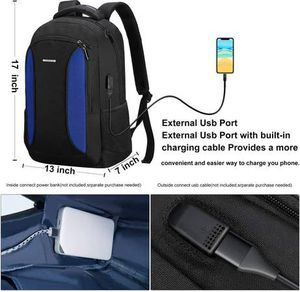 Brand New Laptop (up to 15.6in) Backpack Bag Water Resistant with USB Port for Sale in Fremont, CA
