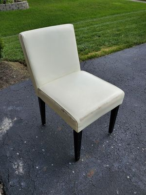 West Elm table and 4 chairs for Sale in Granville, OH