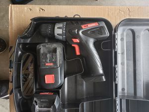 Drill master charger is not working for Sale in Port St. Lucie, FL