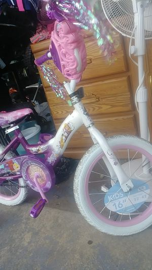"Disney Princess 16"" bike(Girls) for Sale in Dallas, TX"