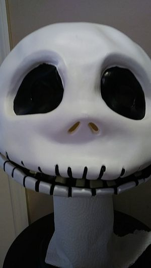 Halloween Nightmare before Christmas mask for Sale in Miami, FL