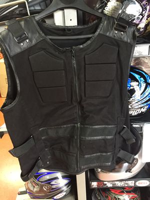 New motorcycle black armor vest $85 for Sale in Norwalk, CA