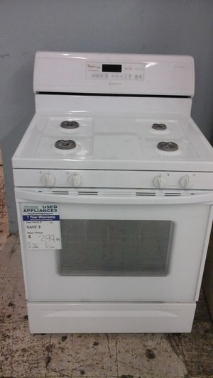Whirlpool Gas Range for Sale in Westminster, CO