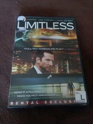 Limitless dvd for Sale in Oshkosh, WI