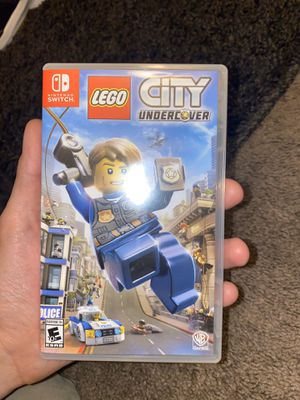 LEGO city switch for Sale in San Jose, CA