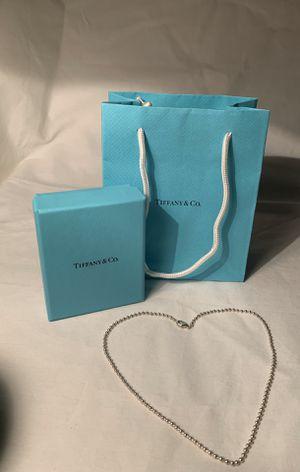 Tiffany & Co. Beaded Chain 16 in for Sale in Arlington, TX