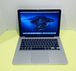 2012 Apple MacBook Pro laptop | 13 inches | macOSX Catalina 10.15.6 | Core i5 CPU |128SSD Solid State | 10GB | Battery + Charger + Office 2016 for Sale in Homestead, FL
