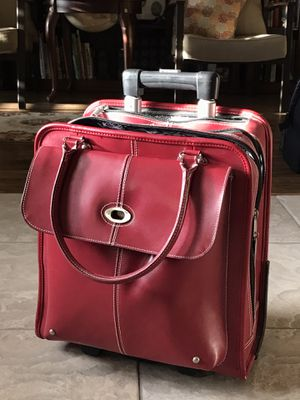 Wilsons Leather Travel Roller Bag for Sale in Corona, CA