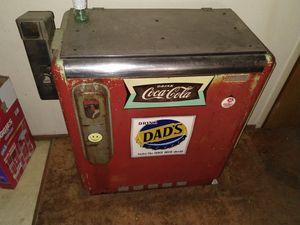 Vintage Coke vending machine for Sale in Fremont, CA