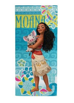 Moana beach towel for Sale in Fort Lauderdale, FL
