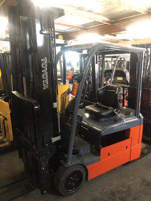2016 Toyota 8FBE20U Electric Forklift for Sale in La Verne, CA