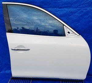 2008-2018 INFINITI EX35 EX37 QX50 FRONT RIGHT PASSENGER SIDE DOOR for Sale in Fort Lauderdale, FL