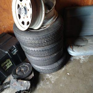15in 6lug stock Mazda B2000 Wheels for Sale in Parkland, WA