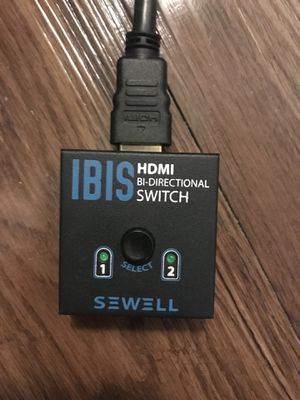 HDMI switch for Sale in Houston, TX