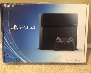 PlayStation 4(PS4) 500GB for Sale in Lake Grove, OR