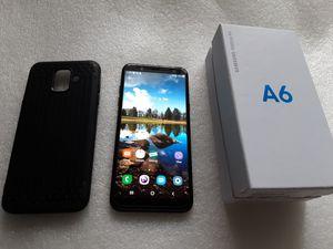 Samsung Galaxy A6 Network unlocked smartphone Great Condition for Sale in Renton, WA