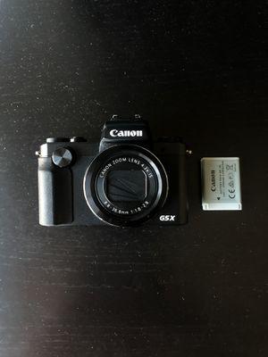 CANON G5X for Sale in Phoenix, AZ