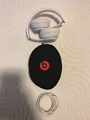 Beats Solo Wireless Headphones for Sale in Lacey, WA