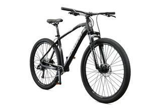 Schwinn Taff Mountain Bike, 29-inch wheels, 8 speeds, black / white (1x8) for Sale in Grand Prairie, TX