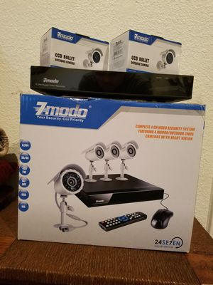 Zmodo H. 264 Digital Video Recorder surveillance system for Sale in Cypress, CA