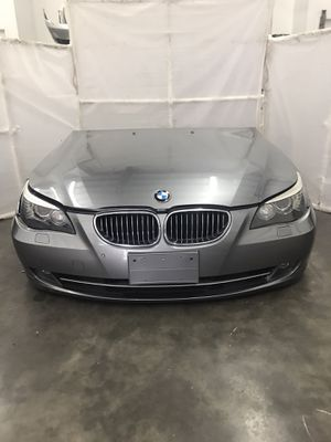 2005-2010 bmw 5 series front end conversion headlight bumper 530i 535 for Sale in Orlando, FL
