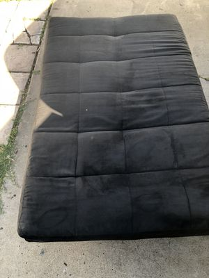 Black futon for Sale in San Diego, CA