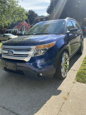 2011 Ford Explorer for Sale in Eastpointe, MI