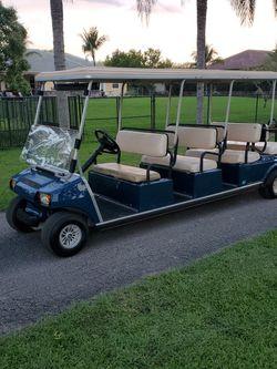 2015 Club Car Golf Cart 8 Passenger for Sale in Fort Lauderdale,  FL