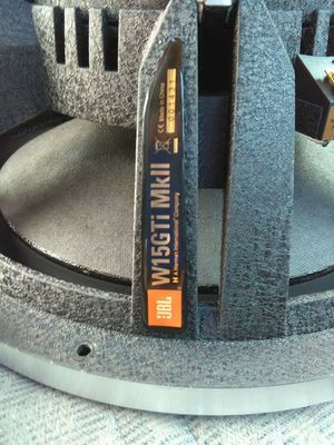 "15"" JBL MKii Comp subwoofer for Sale in Tooele, UT"