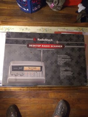 Radio shack police scanner for Sale in Paducah, KY