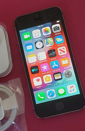 iPhone 5s, Factory Unlocked Excellent Condition for Sale in Springfield, VA