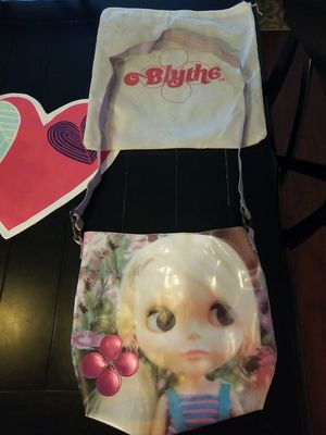 Collectibles: Blythe Doll Adult Purse for Sale in Katy, TX