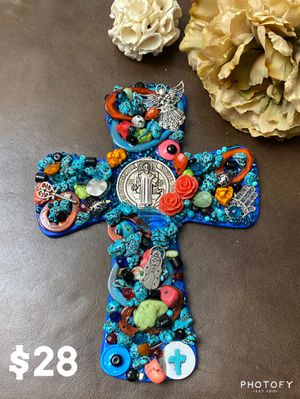 Handmade Decor Cross for Sale in McAllen, TX