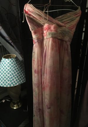 Sz 4 evening dress for Sale in Ontario, CA