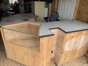 Custom retail counter or man cave bar for Sale in Jonesborough, TN