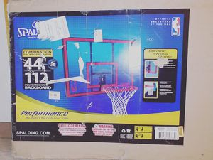 Brand new basketball hoop for garage I have all the pieces to it I'm asking$ 250 for it for Sale in Cleveland, OH