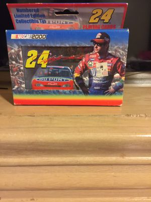 Jeff Gordon tin for Sale in Kingsport, TN
