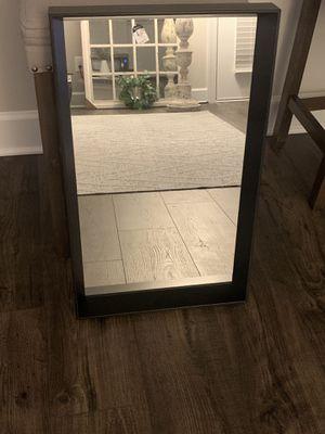 Black Rectangle Wall Mirror Decor for Sale in Nashville, TN