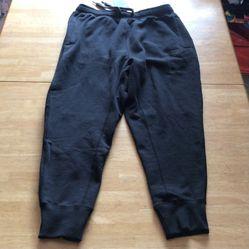 Brand new Nike tech fleece joggers pants sweats black men's medium M for Sale in El Cajon, CA