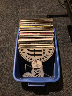 72 DJ Records all cleaned and playable for Sale in Hartford, CT