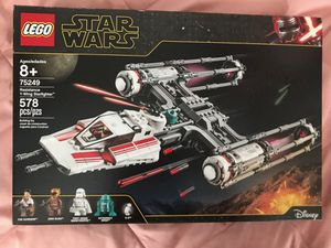Star Wars LEGO Resistance Y-Wing Starfighter 75249 for Sale in Mechanicsburg, PA