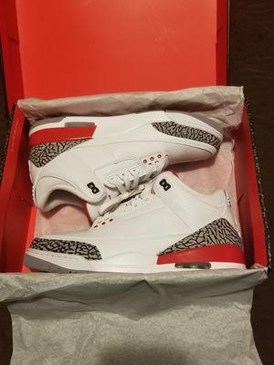 Jordan 3 Retro Katrina size 11.5 for Sale in Fallsington, PA
