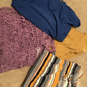 Lot Of NWT Bobbie Brooks Tops Size 2XL for Sale in Angier, NC