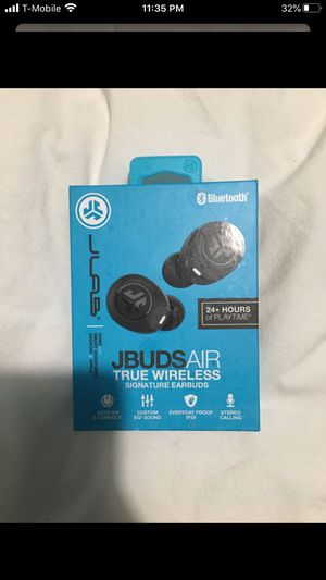 Jlabs bluetooth earbuds for Sale in Boston, MA