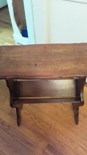 Antique magazine table for Sale in Horseheads, NY