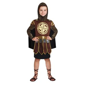Renaissance Roman Warrior Halloween Costume Prince Dress up Small - new with tag for Sale in Alexandria, VA