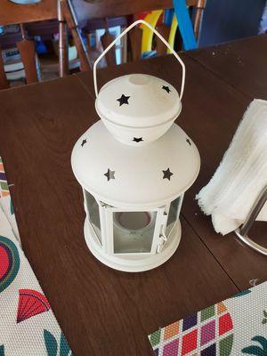 Tea light lantern for Sale in Cardington, OH