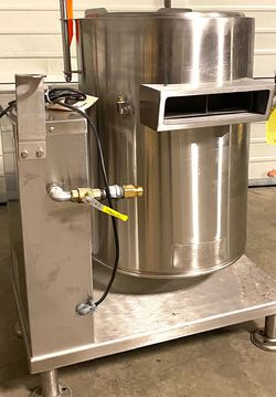 Commercial Tilt Kettle (BLODGETT), Business equipment for Sale in Renton,  WA